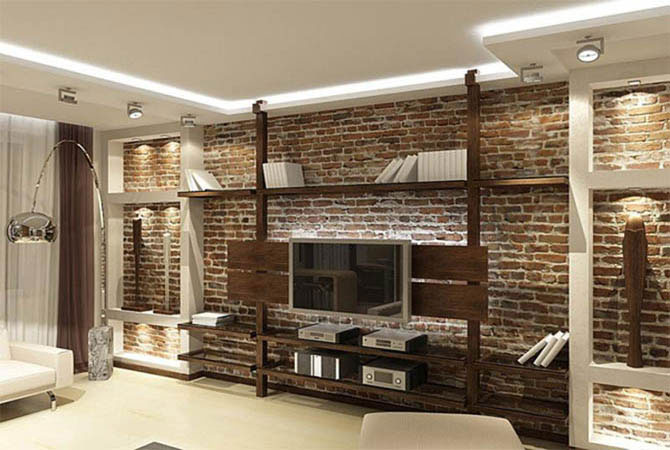 дизайн 1 комнатной квартиры 35 метров