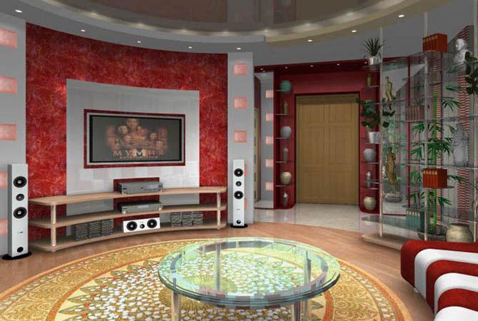 дизайн проект интерьера квартиры петербург