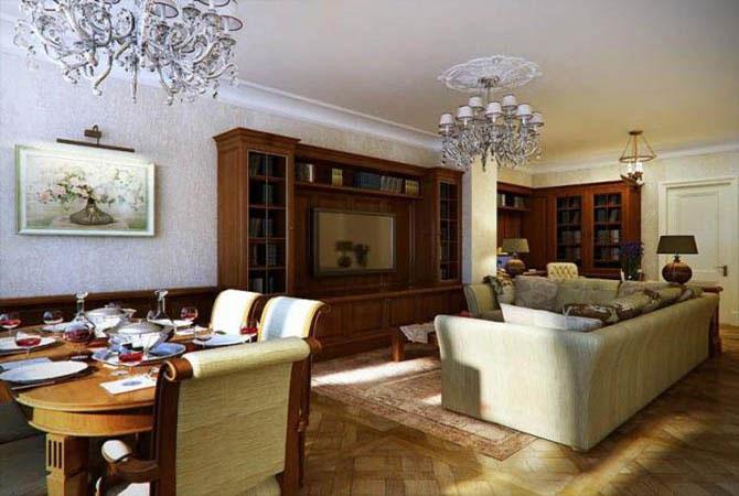 иньерьер квартиры известные дизайнеры