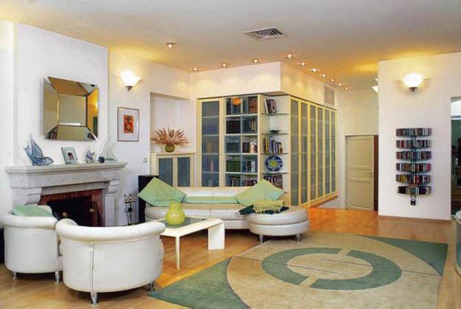 ремонт квартир с использованием зеркал