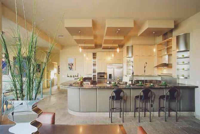 лучшие интерьеры кухонь в панельных домах