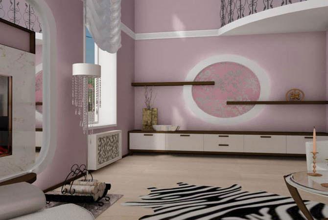 Дизайн проекты 2 комнатных квартир 60 кв.м