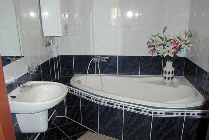 дизайнерские работы по ремонту ванной комнаты