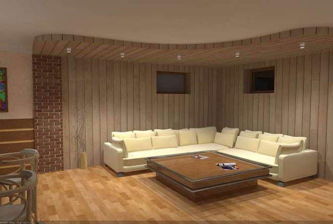 дизайн проект трехкомнатная квартира гдск