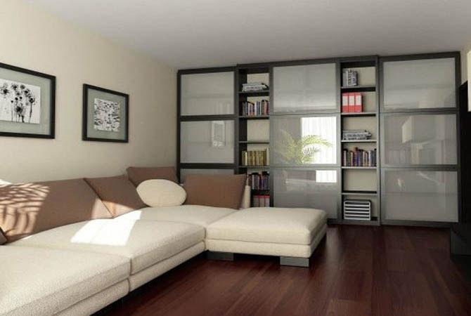 реферат на тему интерьер комнаты