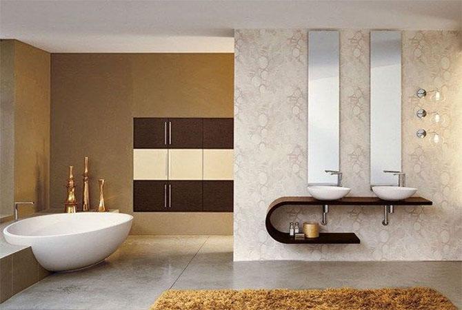 фото дизайн и оформление современных комнат