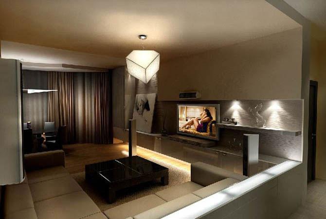современные квартиры в милане дизайнерские решения