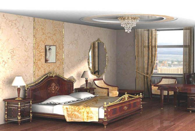 интерьер квартиры потолок гипрок