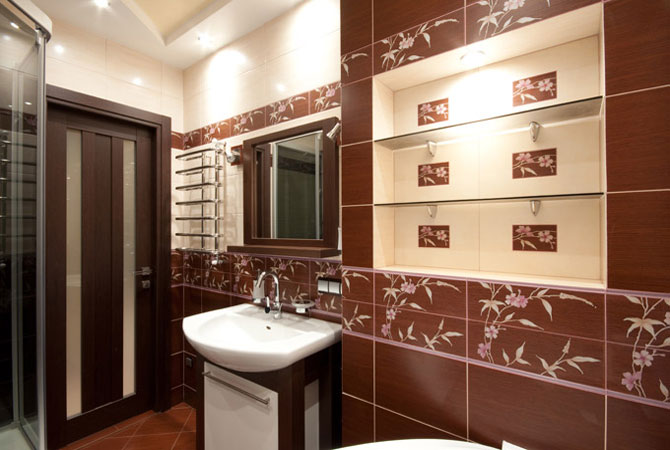 дизайн комнаты с кухней