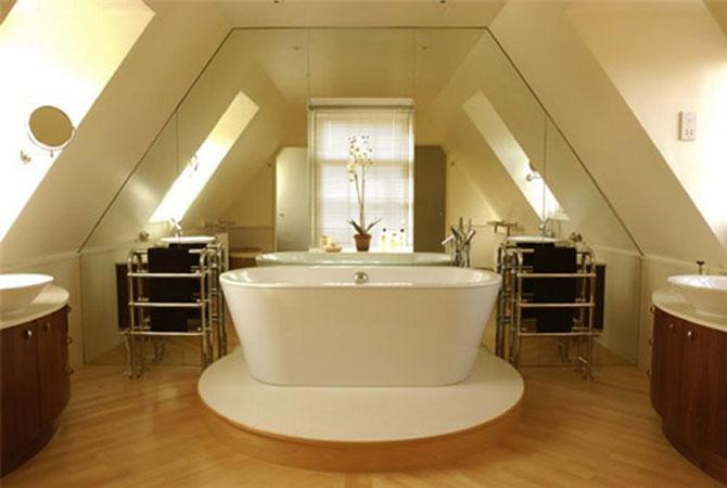 интерьер дома для гостиной