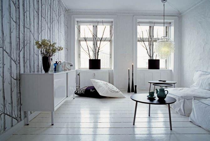 дизайн зимнего сада в комнате