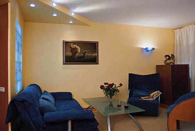 дизайн квартиры серии 121