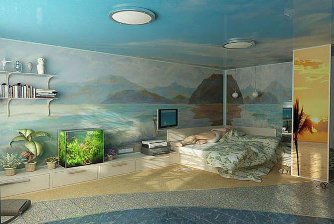 дизайн комнат в маленьких квартирах