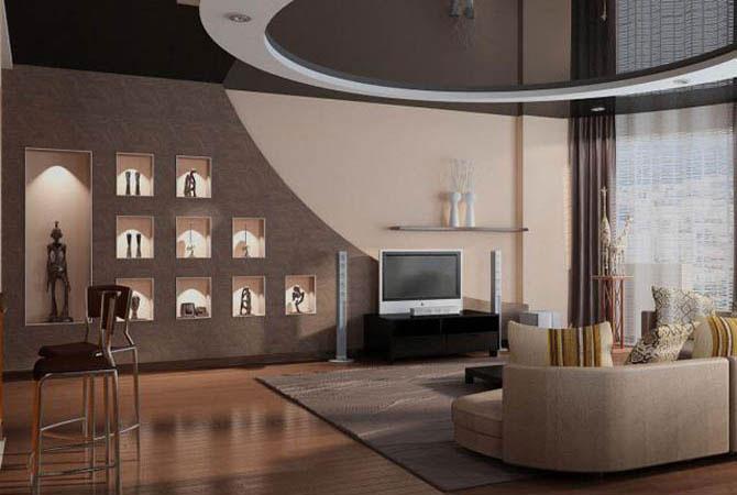 дизайны для комнаты 15 метров пальня