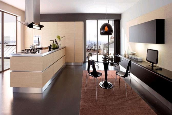 дизайн комнат и кухни