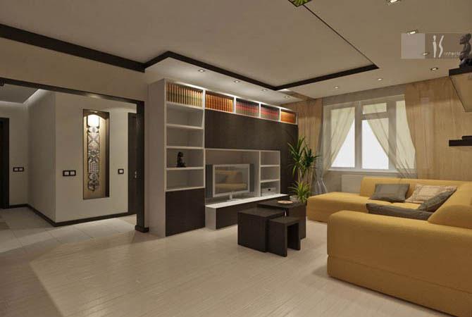 реферат на тему дизайн комнатосвещение