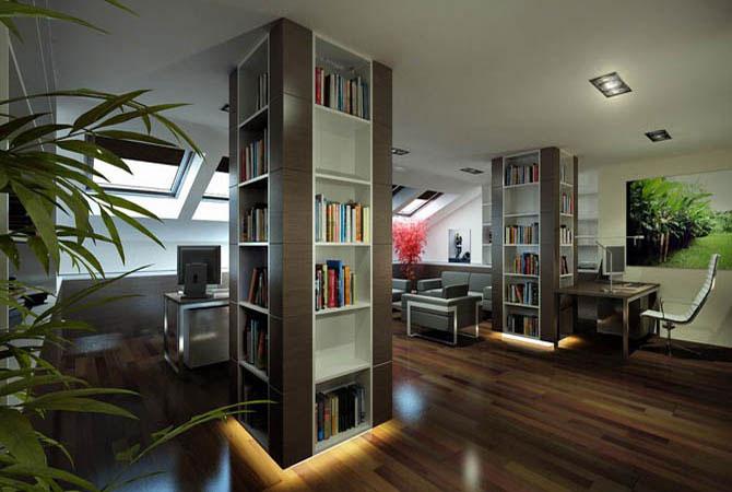создание интерьера квартиры в photoshop