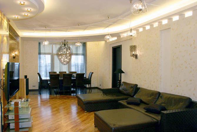 греческий стиль в интерьере квартиры
