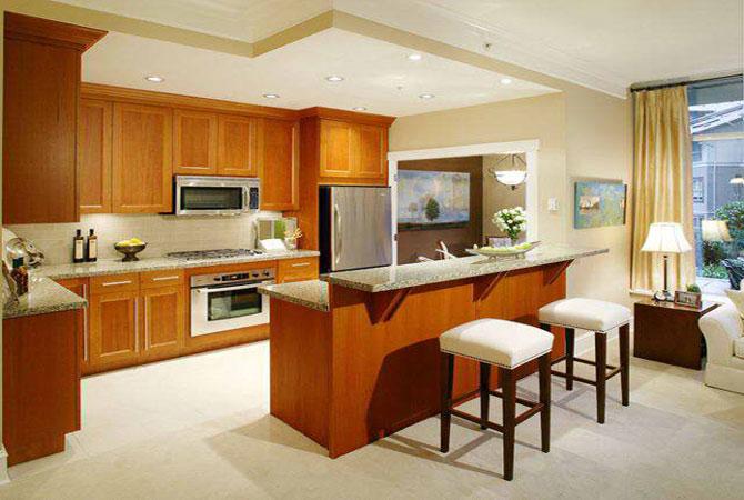 интерьер и дизайн благоустроенный 2 комнатную квартиру