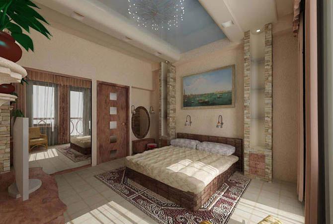 дизайн проект интерера квартир