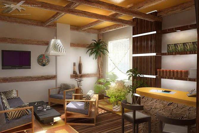 текстиль в дизайне комнаты