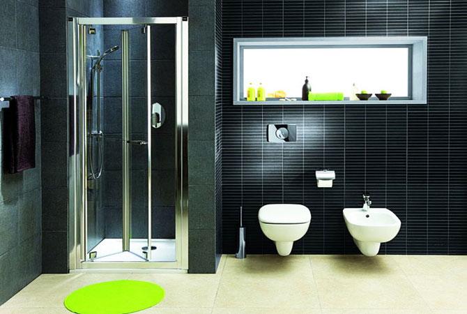 идеи по дизайну туалетных комнат