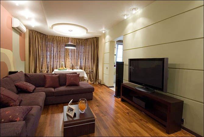 проект перепланировка двухкомнатной квартиры