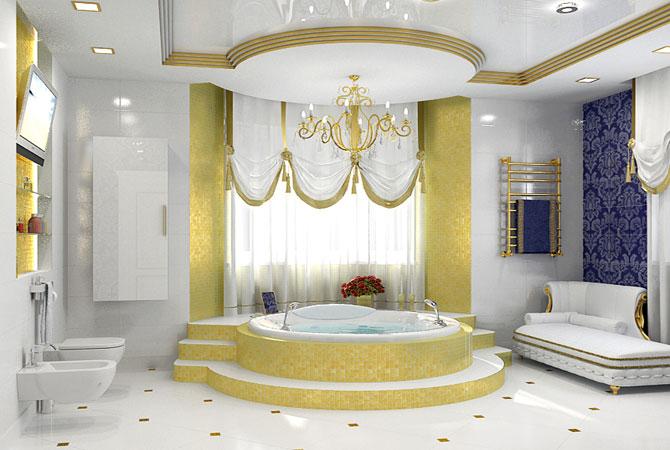 фотогаллерея дизайн квартирных потолков из гипсокартона