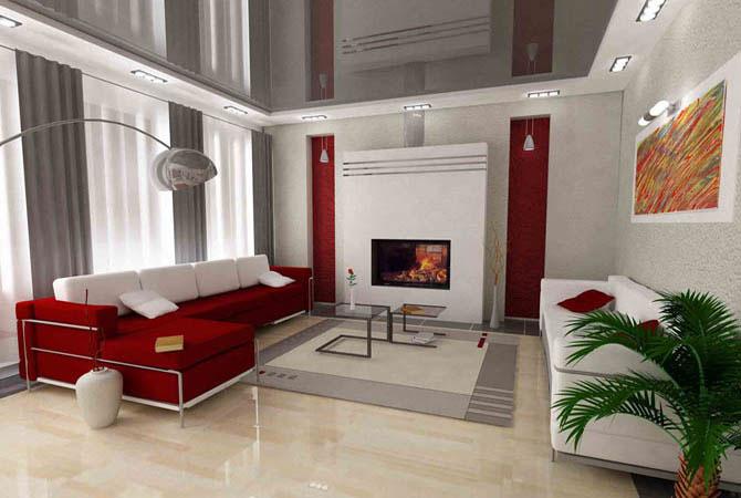 дизайн кухни однокомнотой квартиры