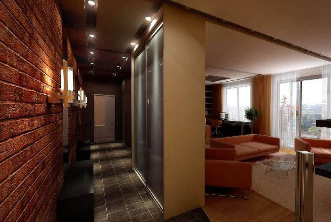 Дизайн ремонт 2-х комнатной квартиры