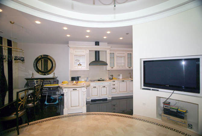 дизайн ремонт квартиры освещение