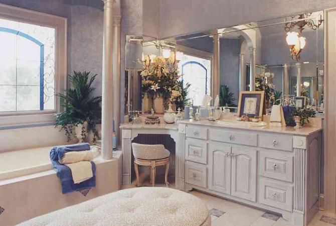 домашний интерьер кухни комнаты