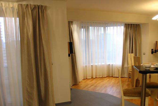 идеи и фото интерьера однокомнатных квартир