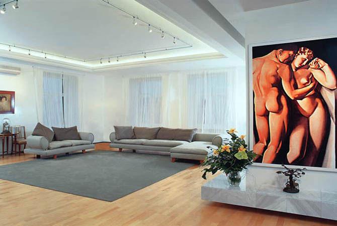 дизайн квартир и кухонь