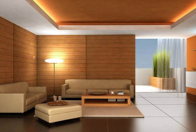 фотографии дизайнерских проектов квартир