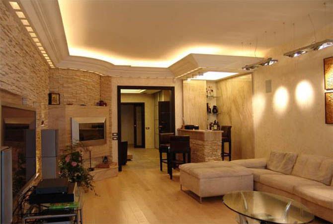 дизайн квартиры студийного типа 21 квм