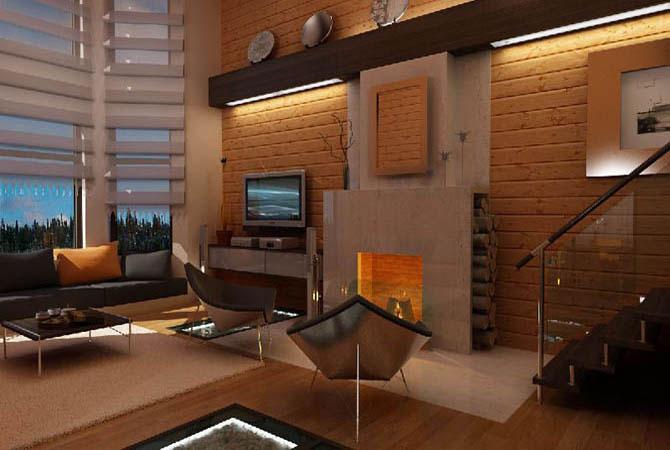 дизайн комнат в стандартной кватире