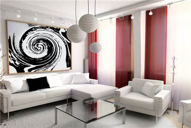 осуществим дизайн интерьера квартир и перепланировку