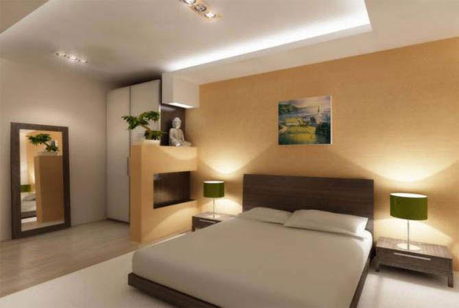 натяжные французские потолки - интерьер в квартирах