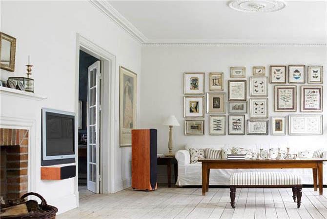классические интерьеры малогабаритных квартир