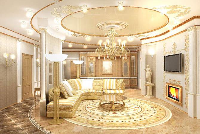 мебель роникон интерьер комнат