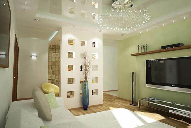 реферат yf тему интерьер жилого дома