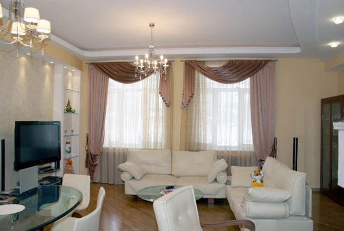 интерьер квартиры в украине