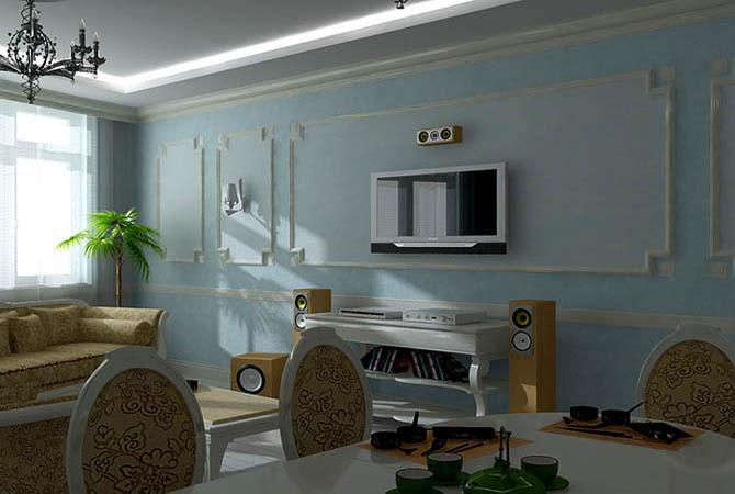 отделка потолка ремонт квартир