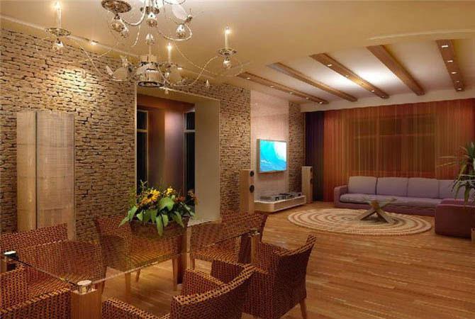 какой дизайн сделать в малогавритной квартире?