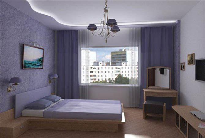 проэкт перепланировки двух комнатной квартиры