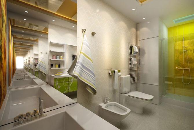дизайн однокомнатной квартиры с фотографиями