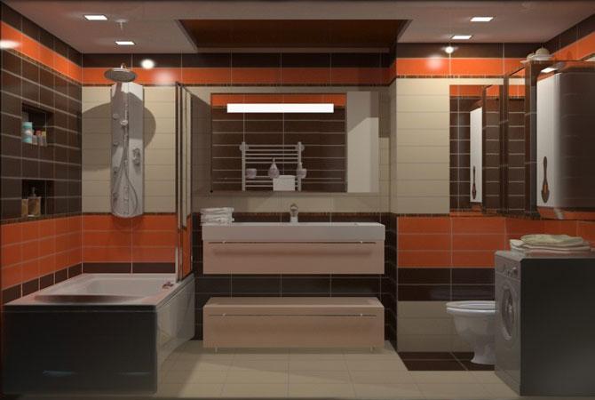 современный интрерьер дизайн и отделка квартир 2008