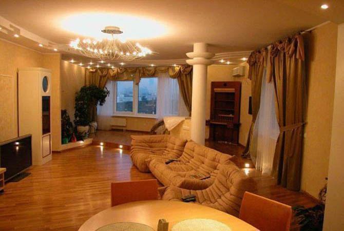 интерьер однокомнатной квартиры портфолио
