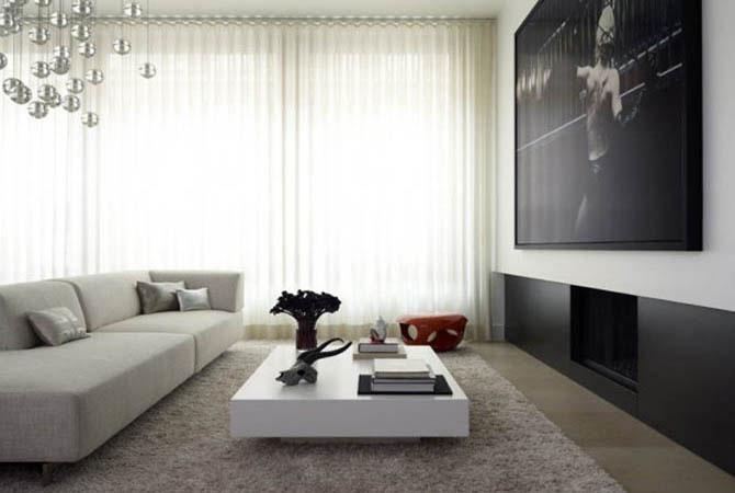 интерьер дома в стиле икея